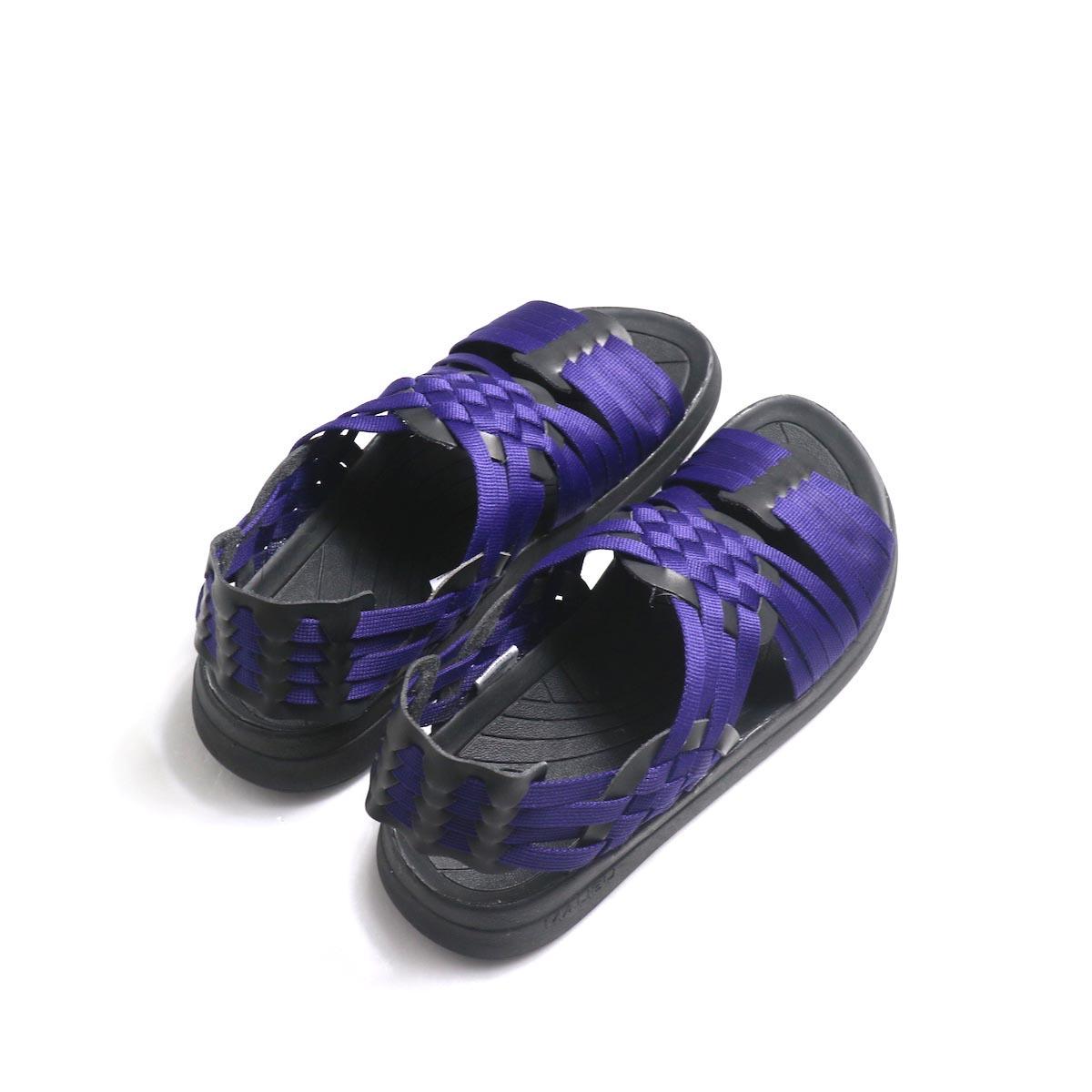 Malibu Sandals / Canyon (Nylon Weave) -Purple ナナメ後ろ