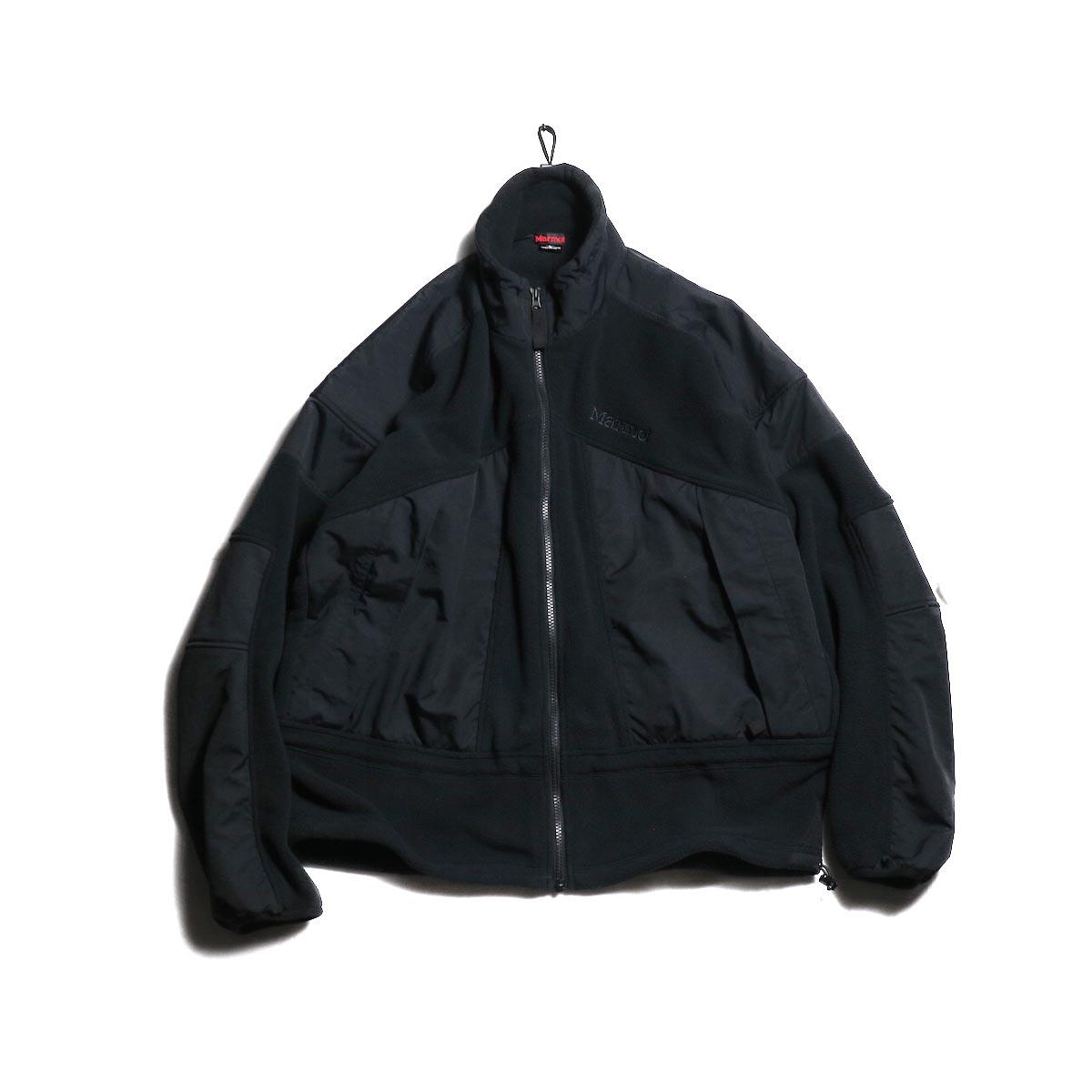 Marmot Histric Collection / Alpinist Tech Sweater (Black×Black)