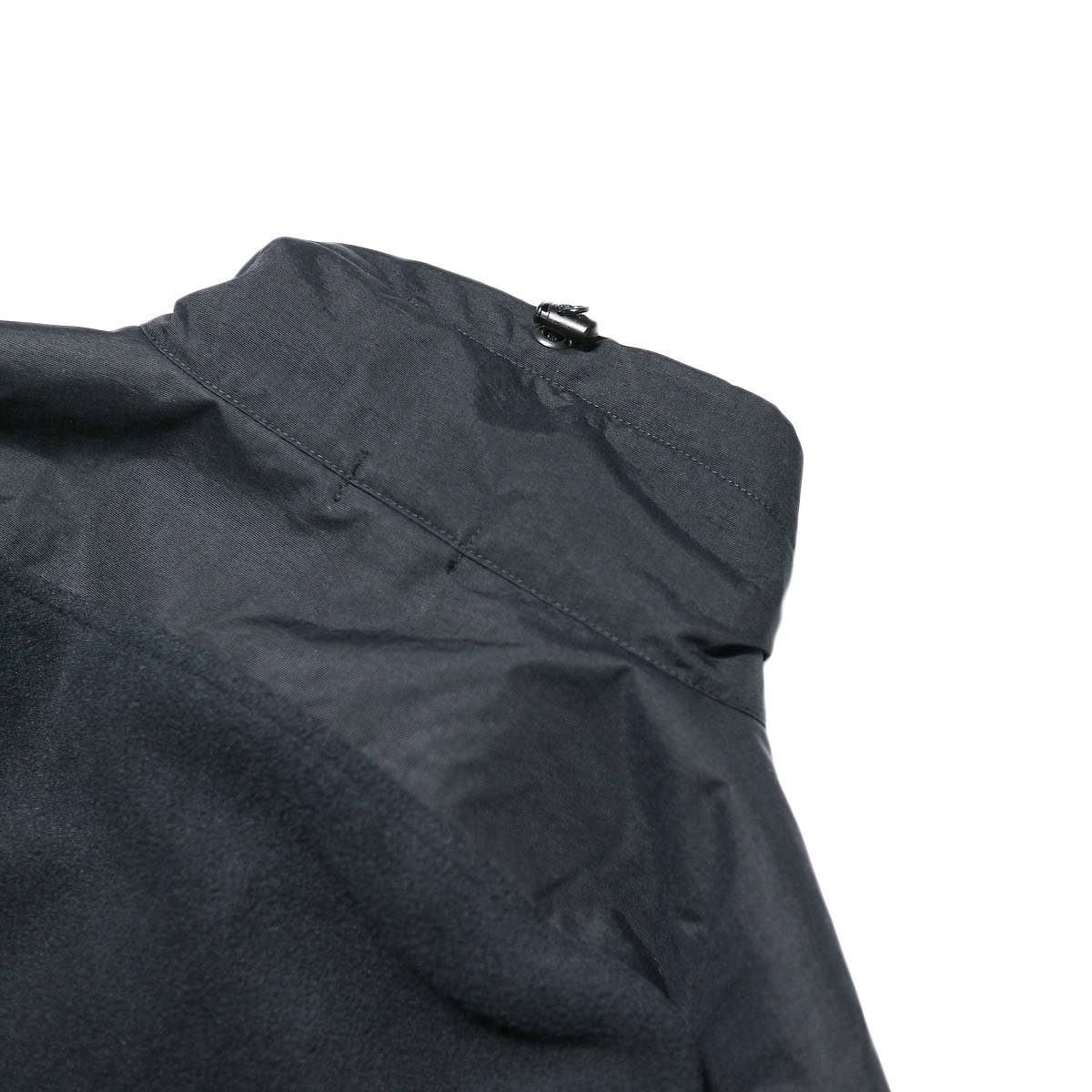 Marmot Histric Collection / Alpinist Tech Sweater (Black×Black)襟スピンドル