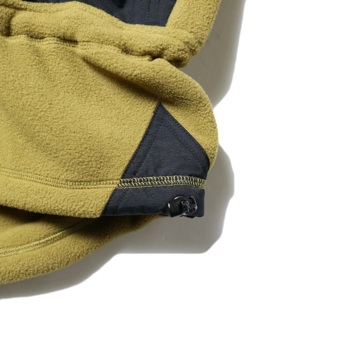 Marmot Histric Collection / Alpinist Tech Sweater (Coyote×Black)裾スピンドル