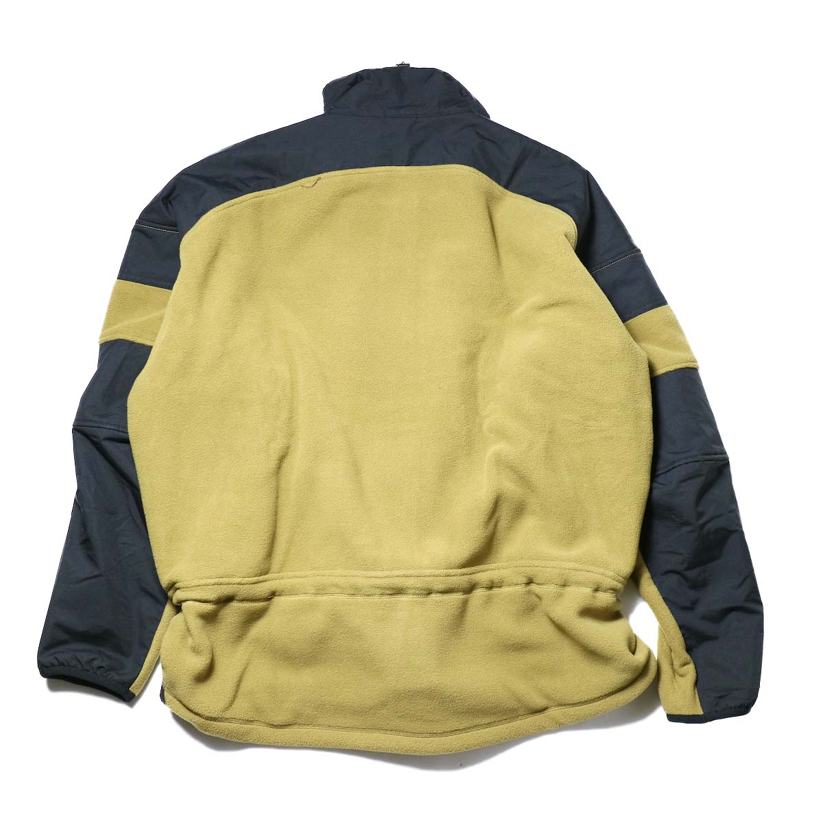 Marmot Histric Collection / Alpinist Tech Sweater (Coyote×Black)背面