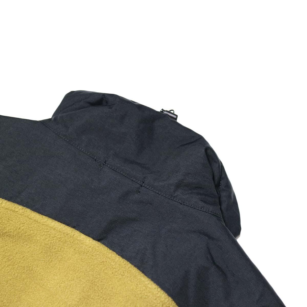 Marmot Histric Collection / Alpinist Tech Sweater (Coyote×Black)襟スピンドル