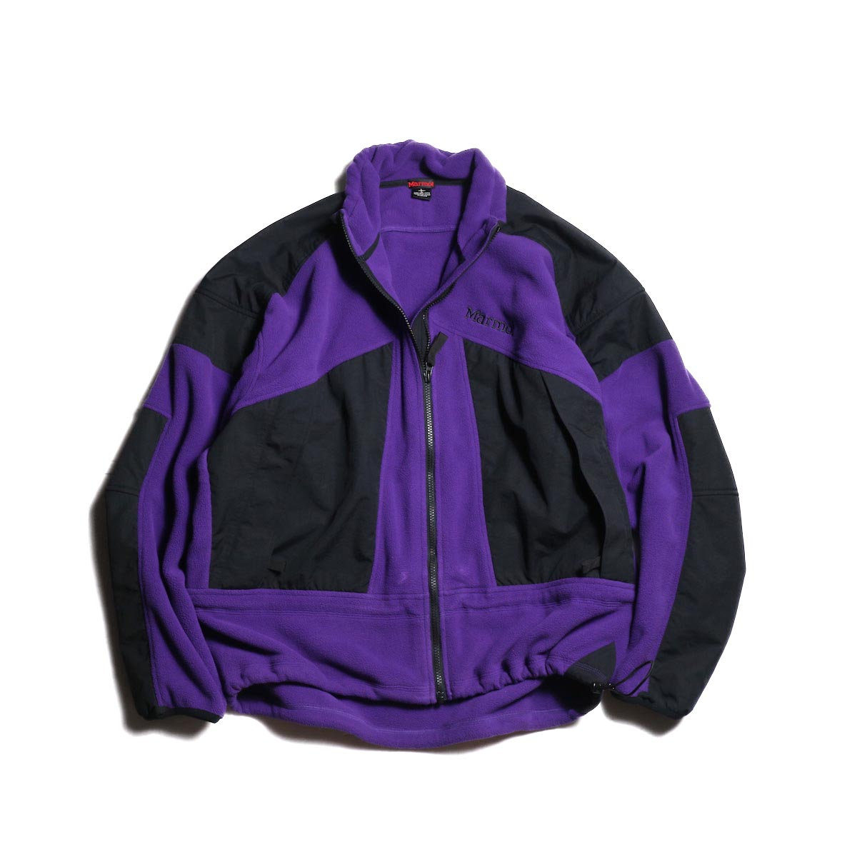Marmot Histric Collection / Alpinist Tech Sweater (Purple×Black)