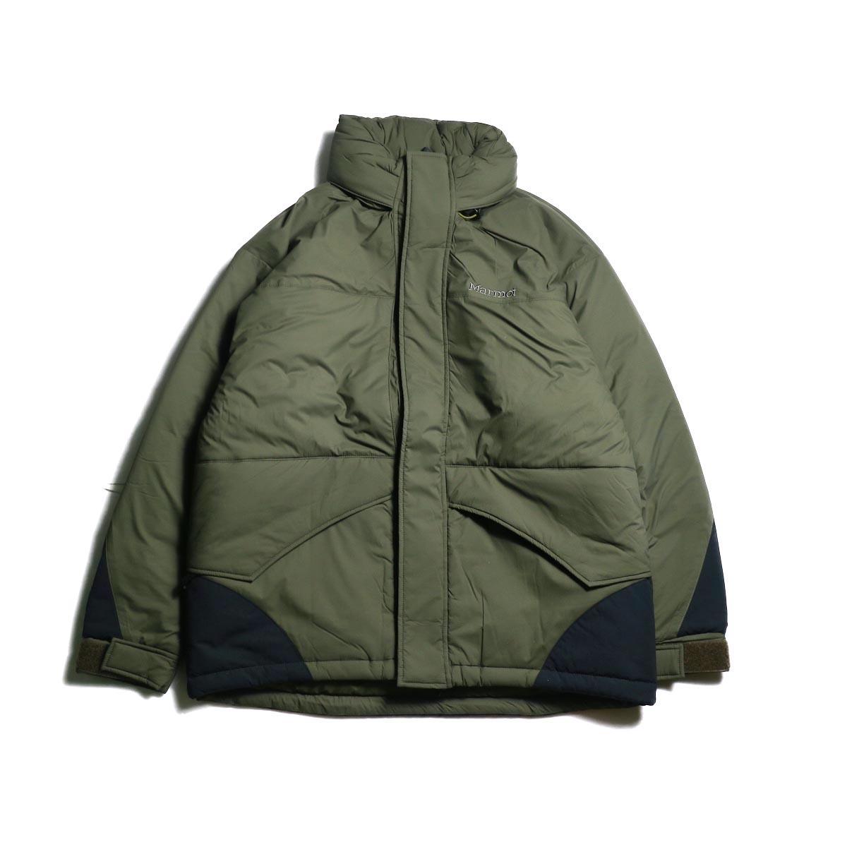 Marmot Histric Collection / Randonnee Loft Jacket (Dk.Olive x Black)