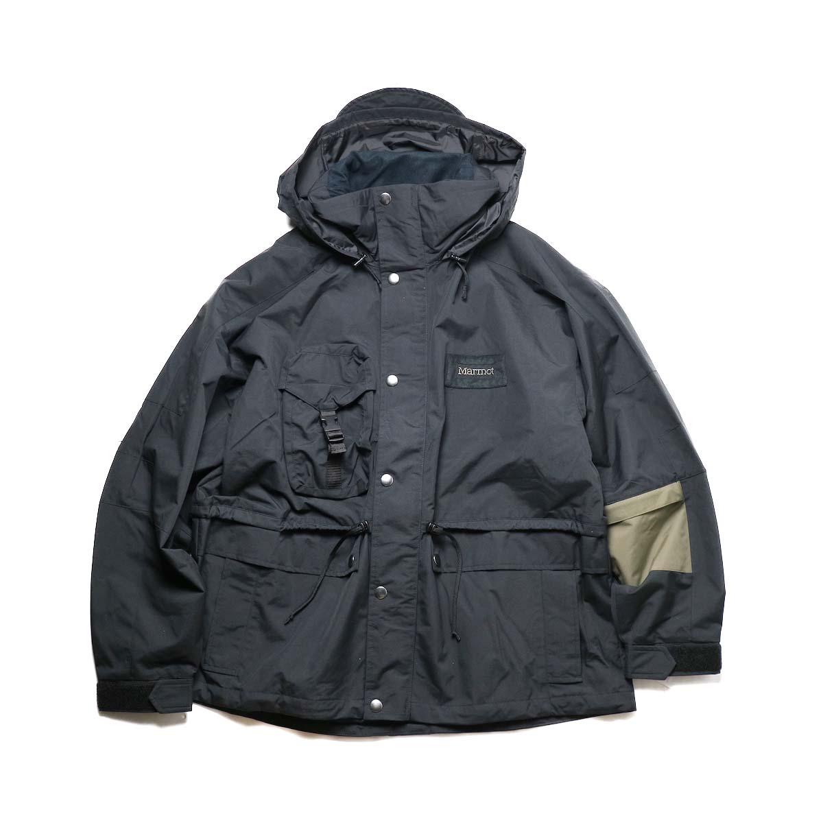 Marmot Histric Collection / Scranton Jacket (Black/Black)