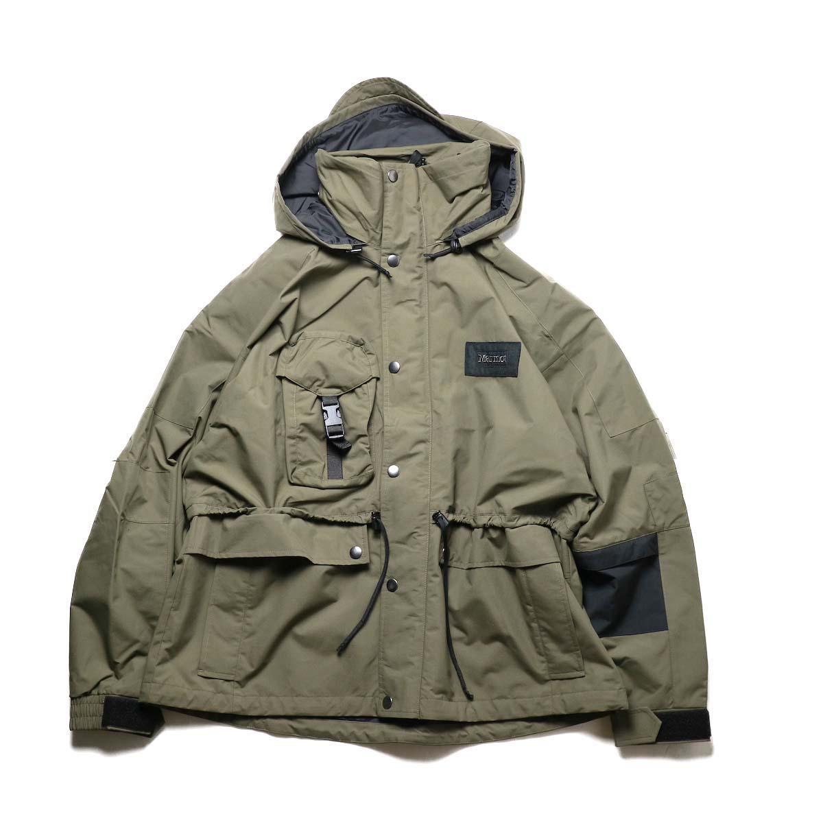 Marmot Histric Collection / Scranton Jacket (Olive/Black)