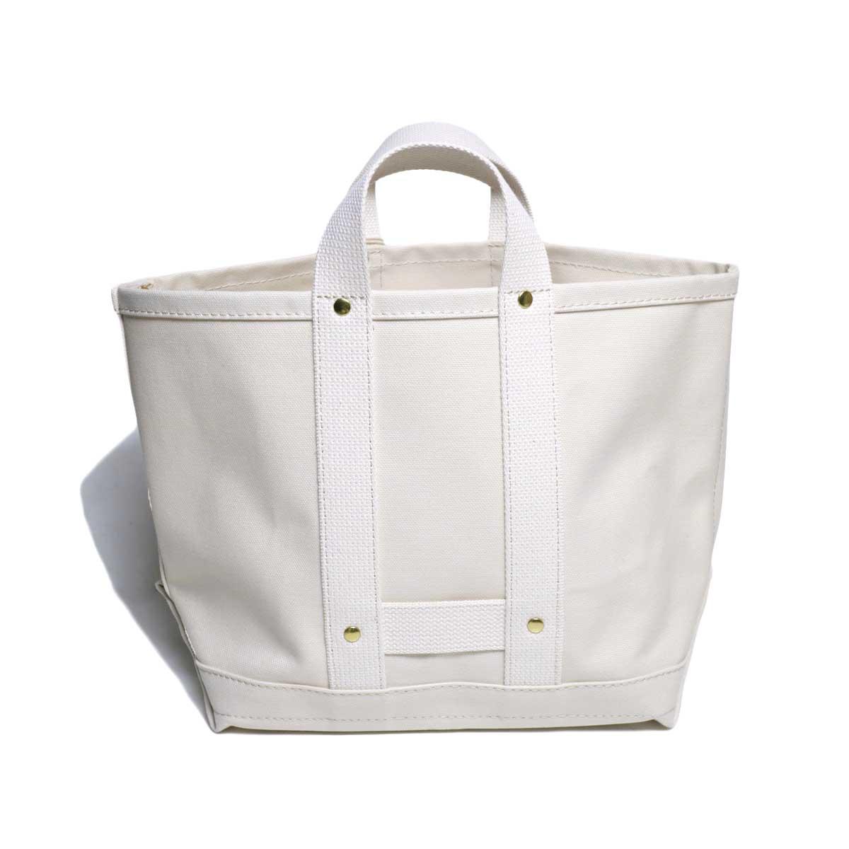 MASTER & Co. / RAILMAN BAG (White S) 正面