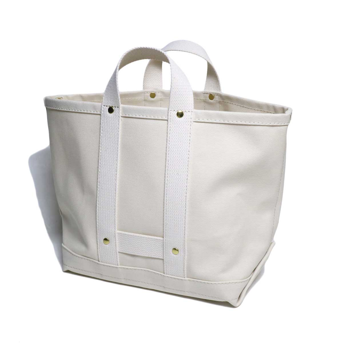 MASTER & Co. / RAILMAN BAG (White S) 斜め