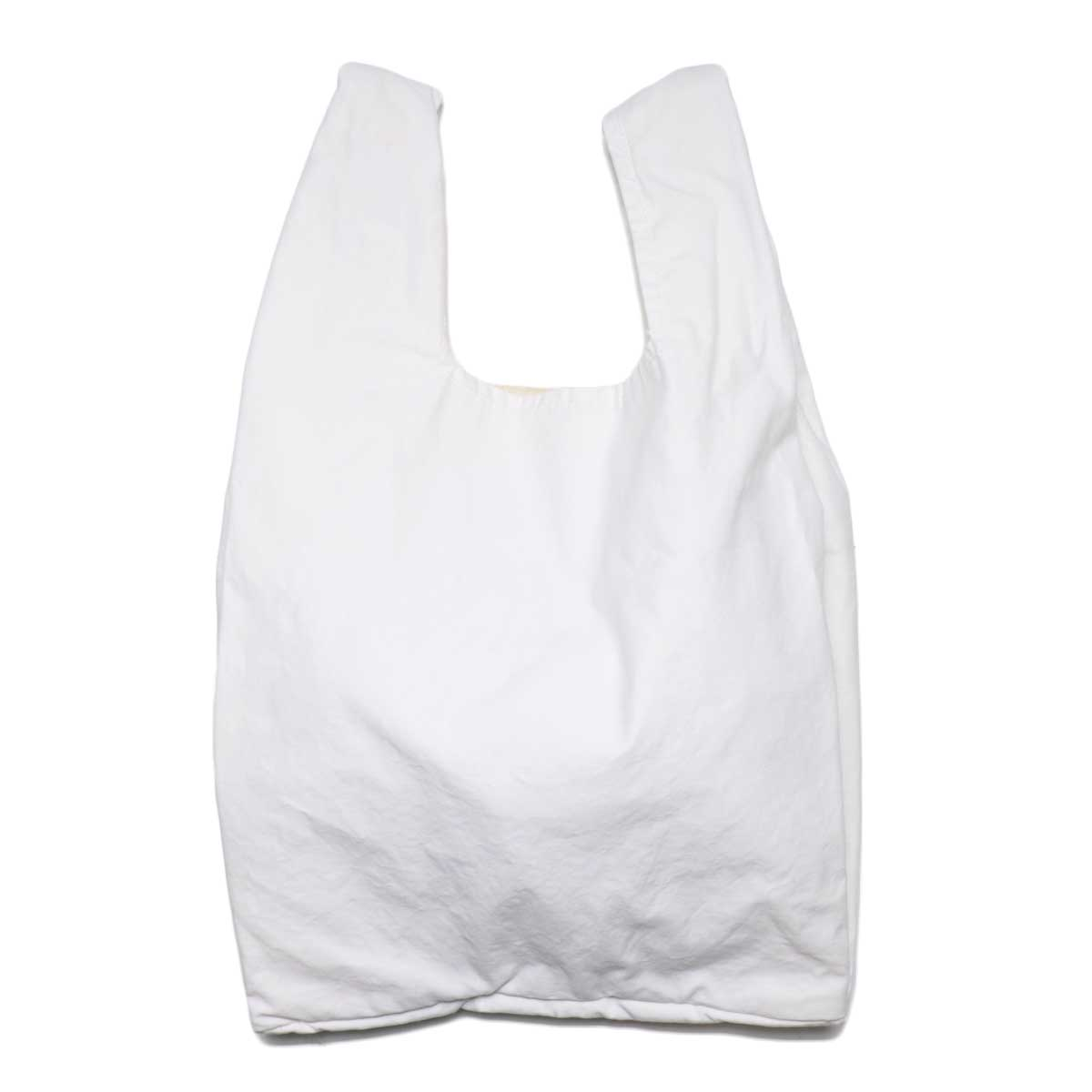 MASTER & Co. / ECO BAG SMALL (White)