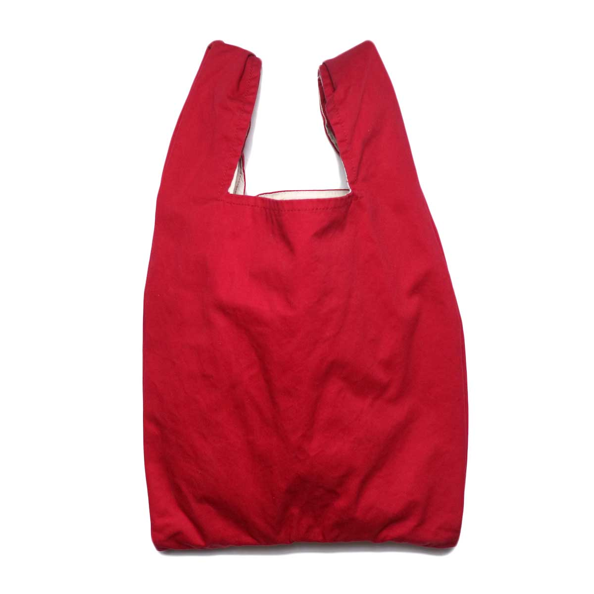 MASTER & Co. / ECO BAG SMALL (Red)