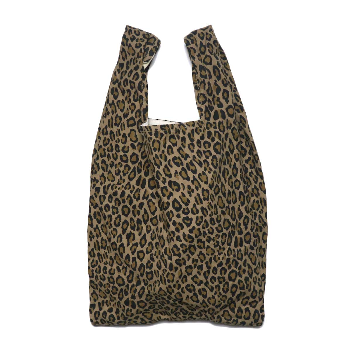 MASTER & Co. / ECO BAG SMALL (Leopard)
