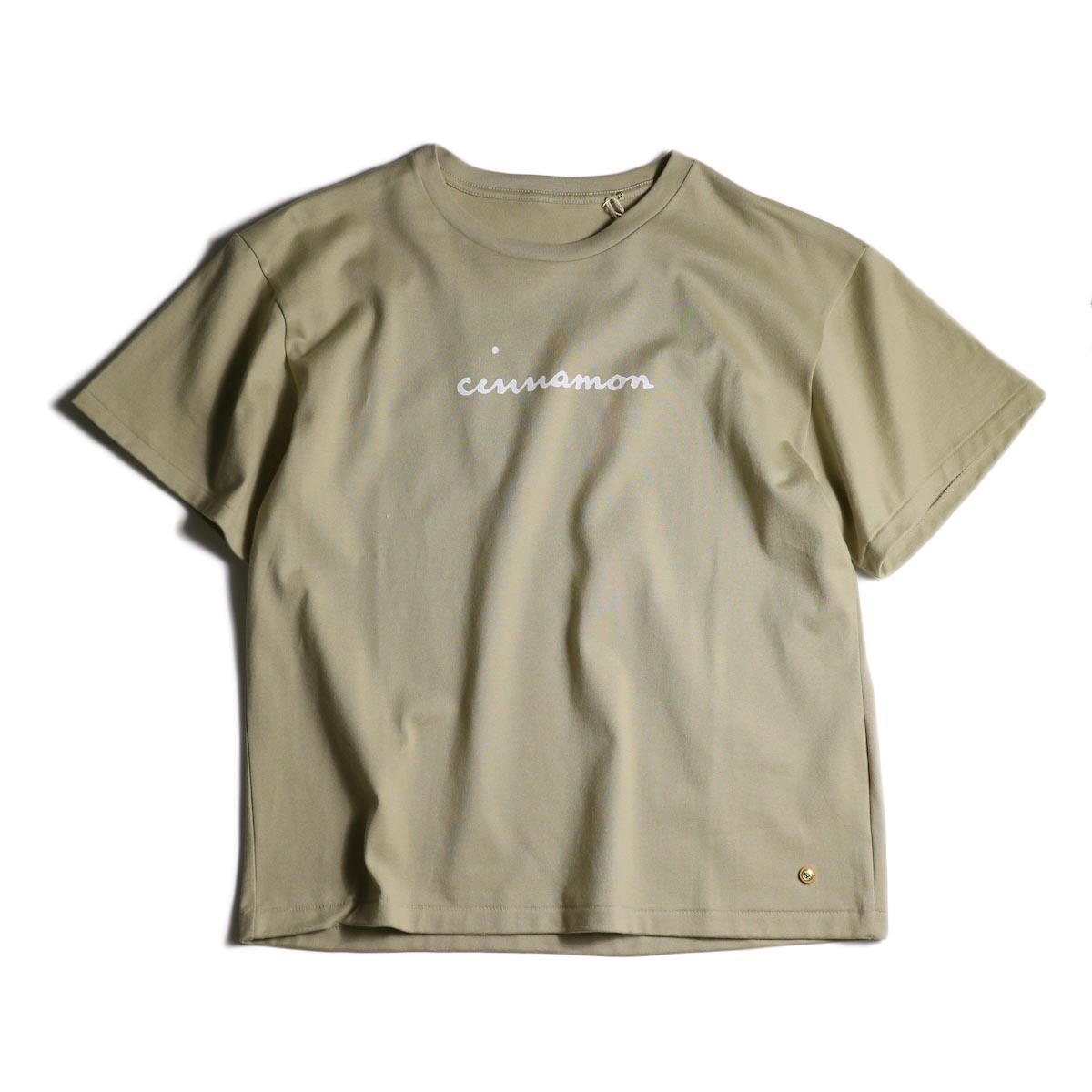 MASTER & Co. / Print T-Shrit (pistachio)
