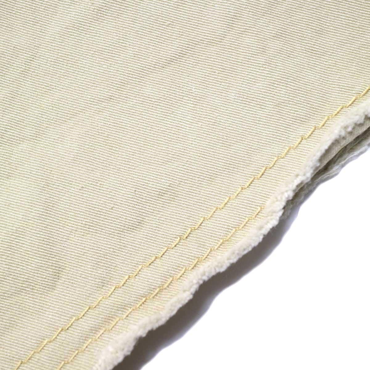 Master&Co. / CUT OFF PANTS (Beige) 裾・カットオフ