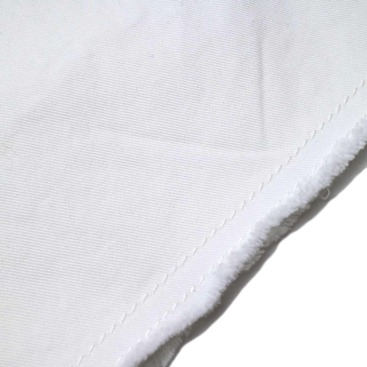 Master&Co. / CUT OFF PANTS (White) 裾・カットオフ