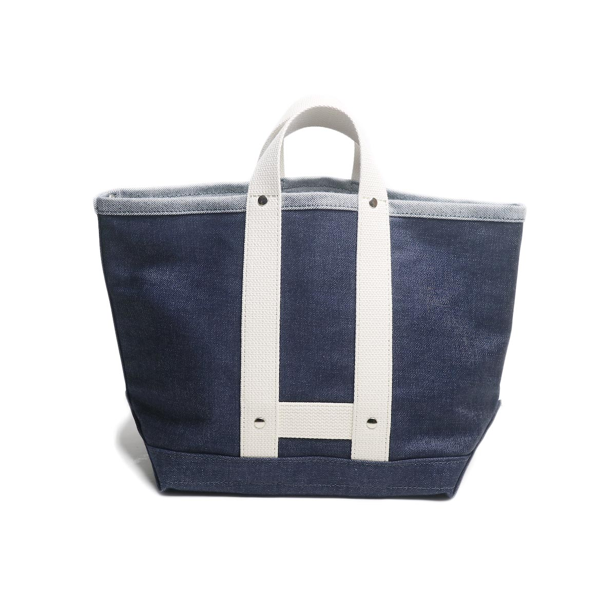 MASTER & Co. / DENIM RAILMAN BAG (S)