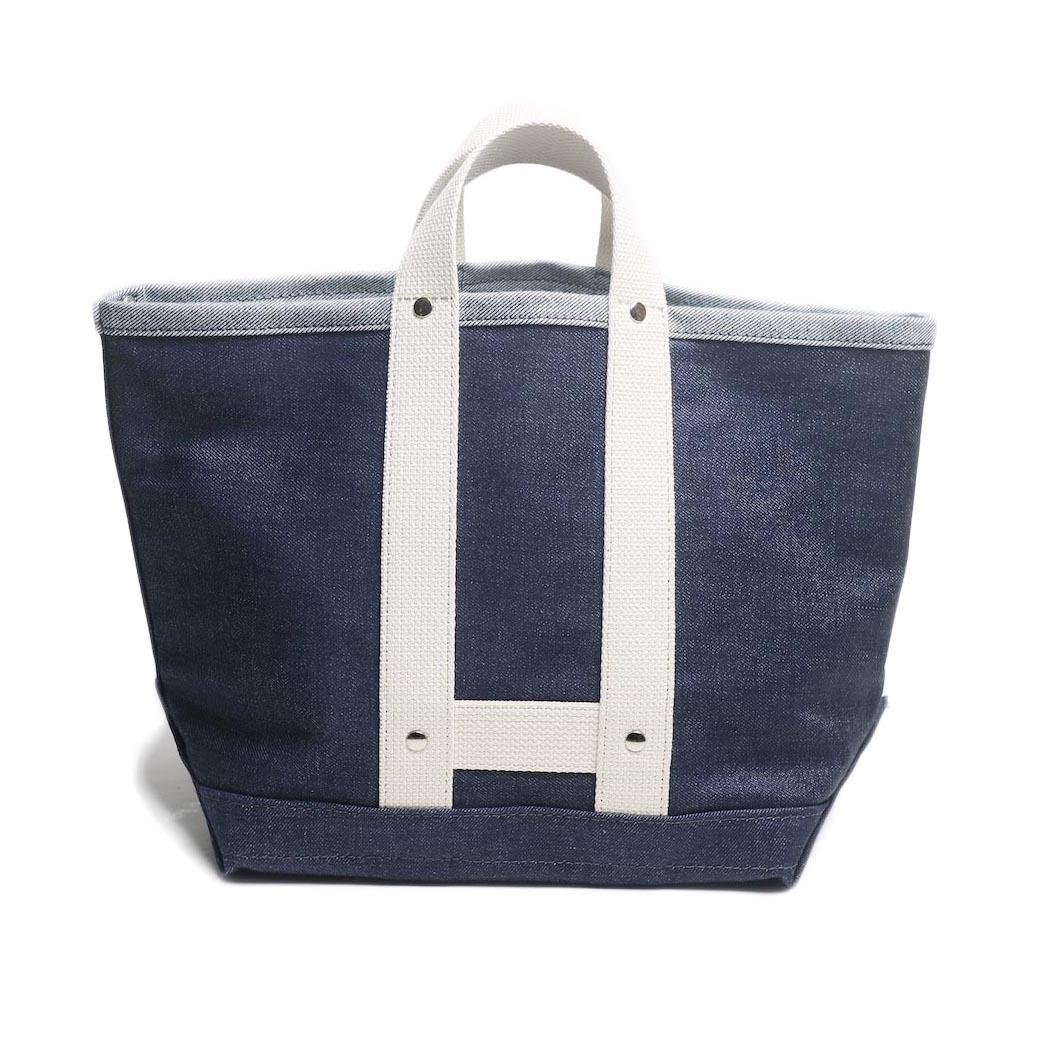MASTER & Co. / DENIM RAILMAN BAG (S) 正面