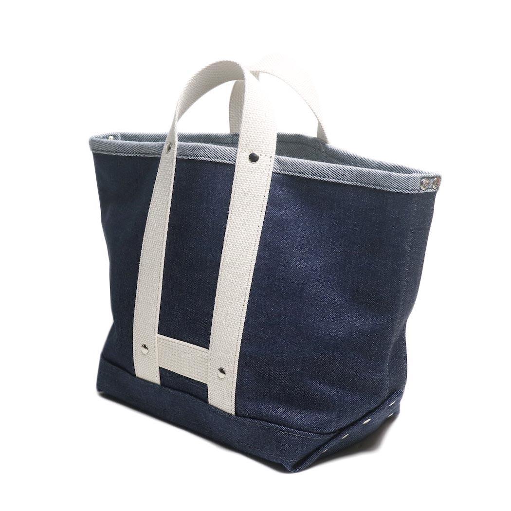 MASTER & Co. / DENIM RAILMAN BAG (S) 斜め