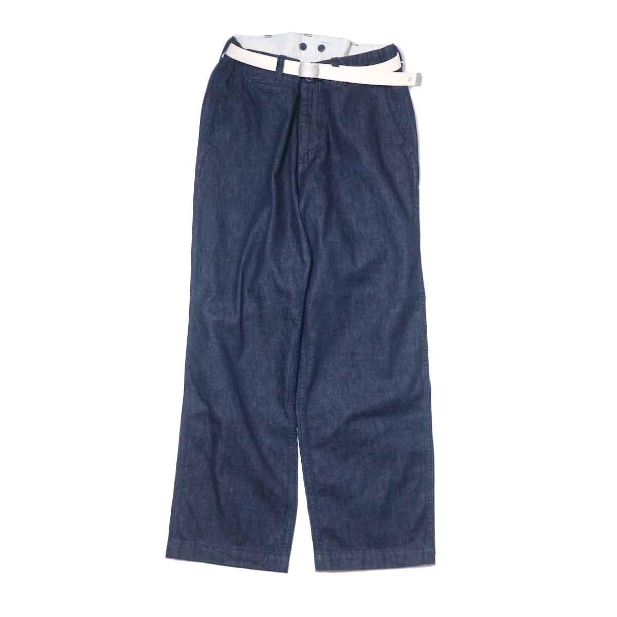 MASTER&Co. / ONE WASHED DENIM LONG PANTS