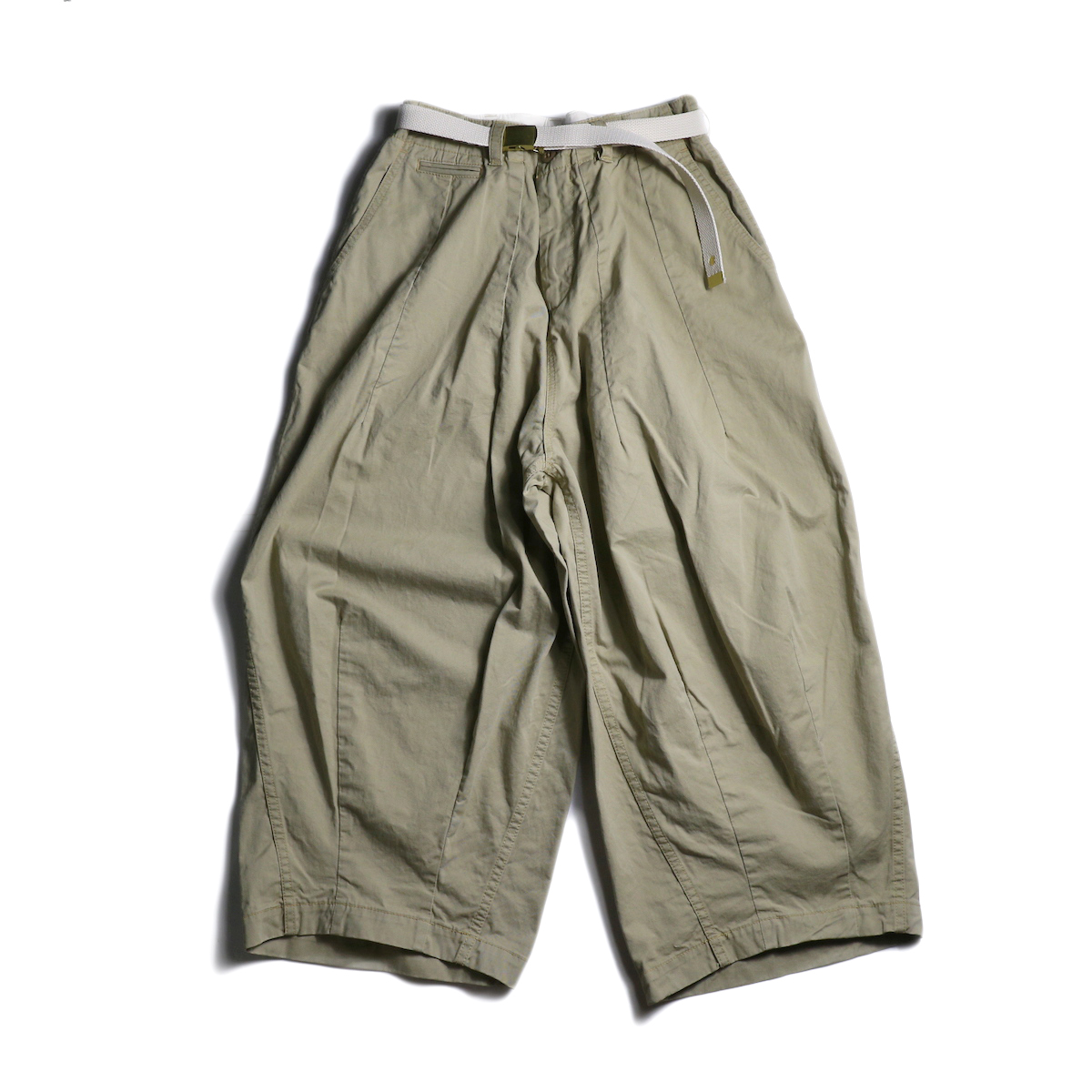 MASTER&Co. / Chino Farmars Pants (Beige)