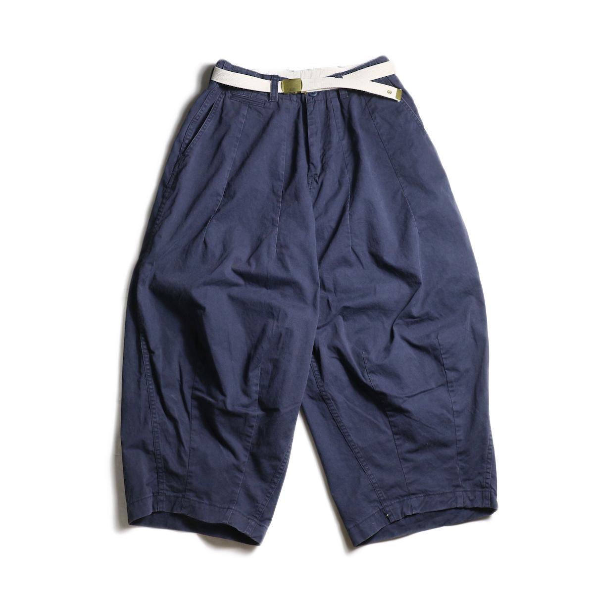 MASTER&Co. / Chino Farmars Pants (Navy)