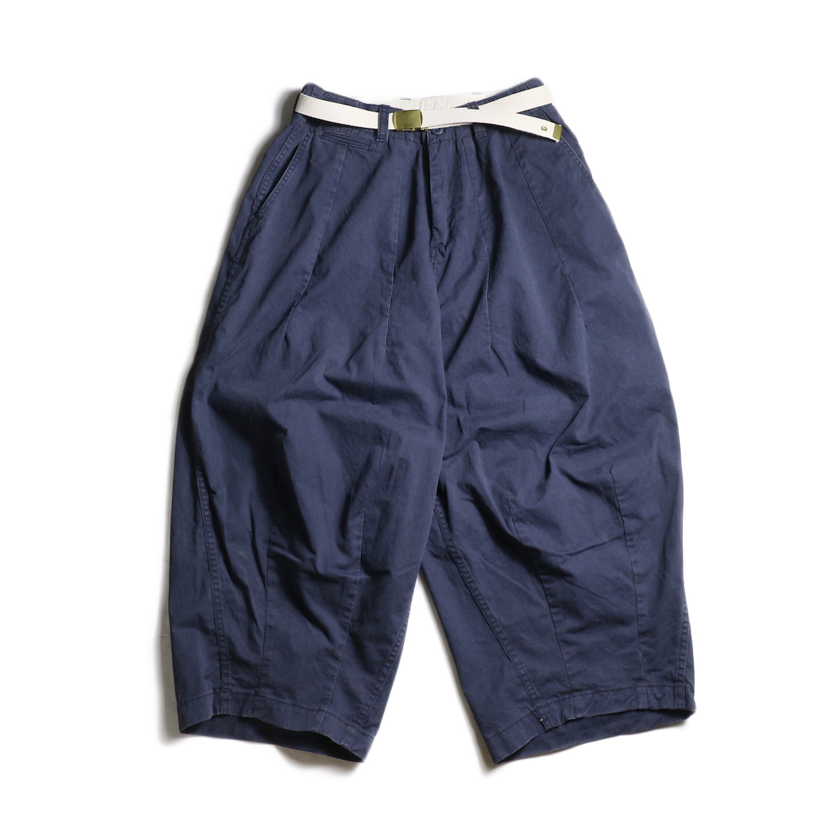 MASTER&Co. / Chino Farmars Pants (Navy)正面