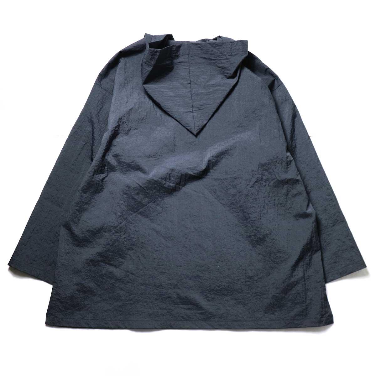 MexiPa / Nylon Mexican Parka (Black) 背面
