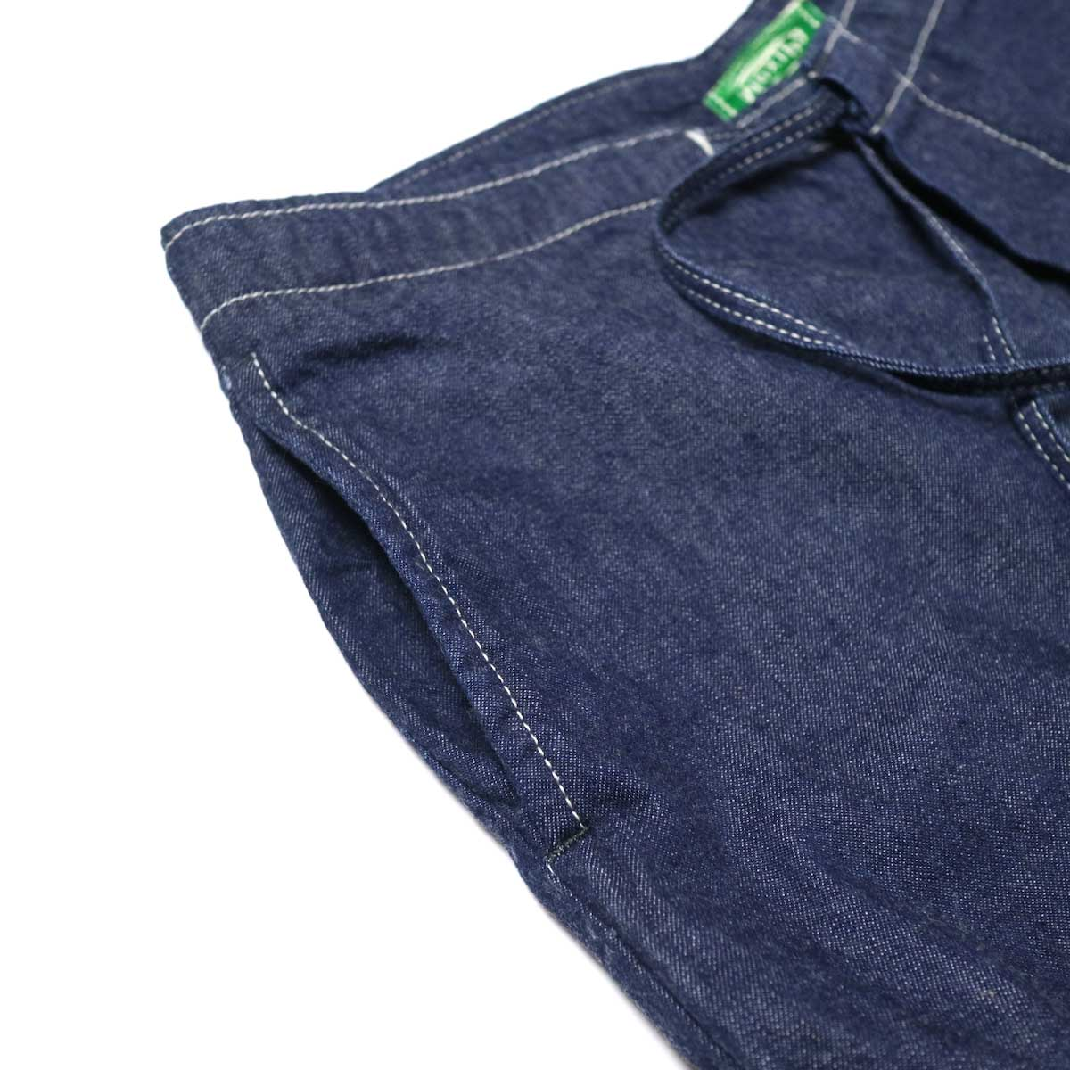 MexiPa / Selvage Denim Mexican PT ポケット