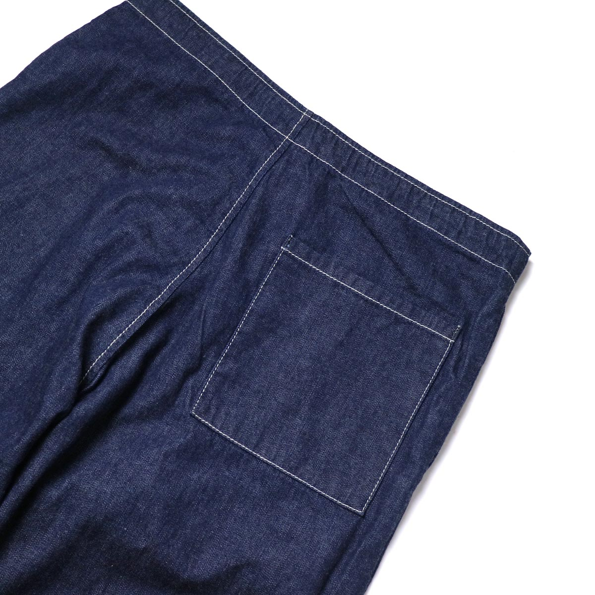 MexiPa / Selvage Denim Mexican PT ヒップポケット