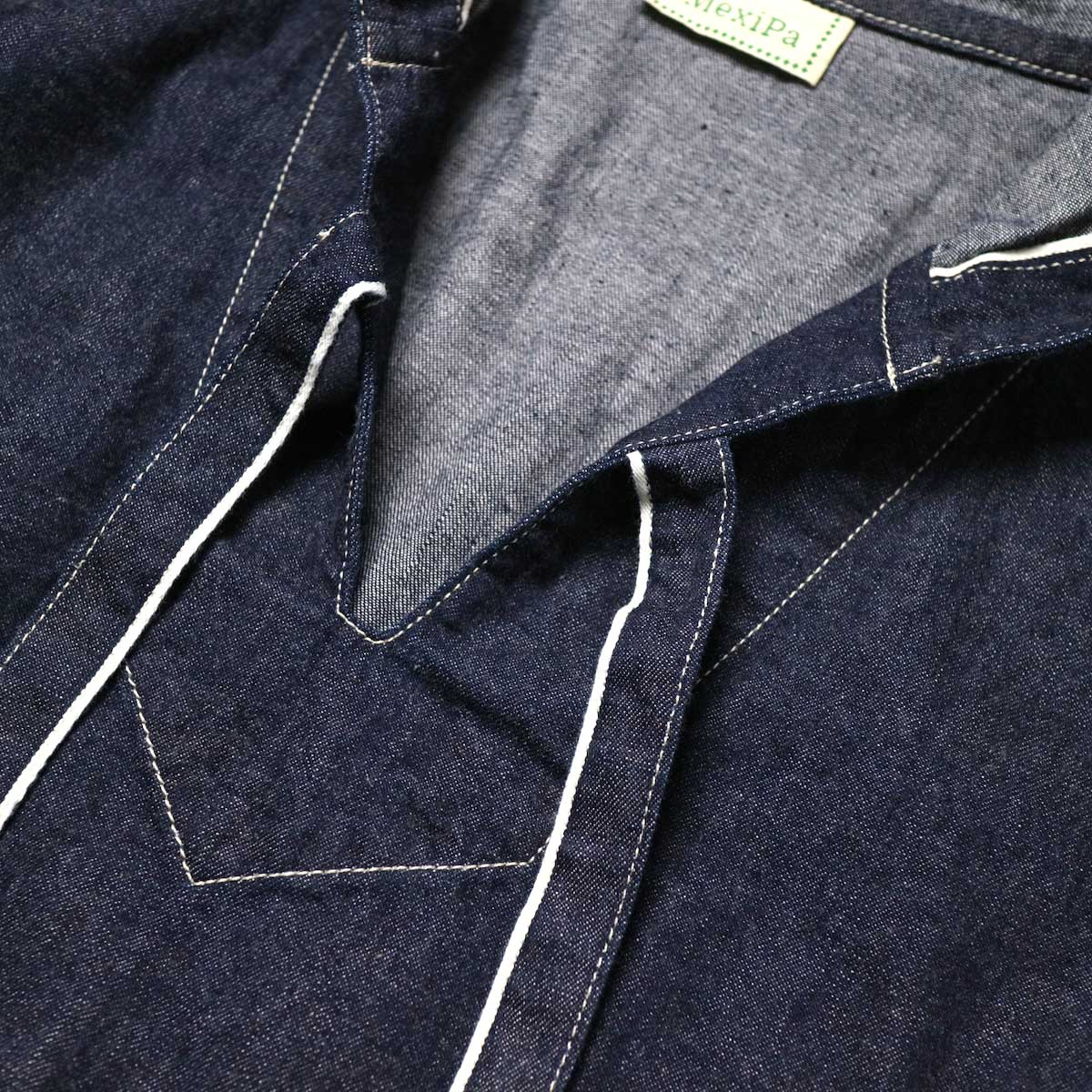 MexiPa / Selvage Denim Mexican Parker セルビッチ