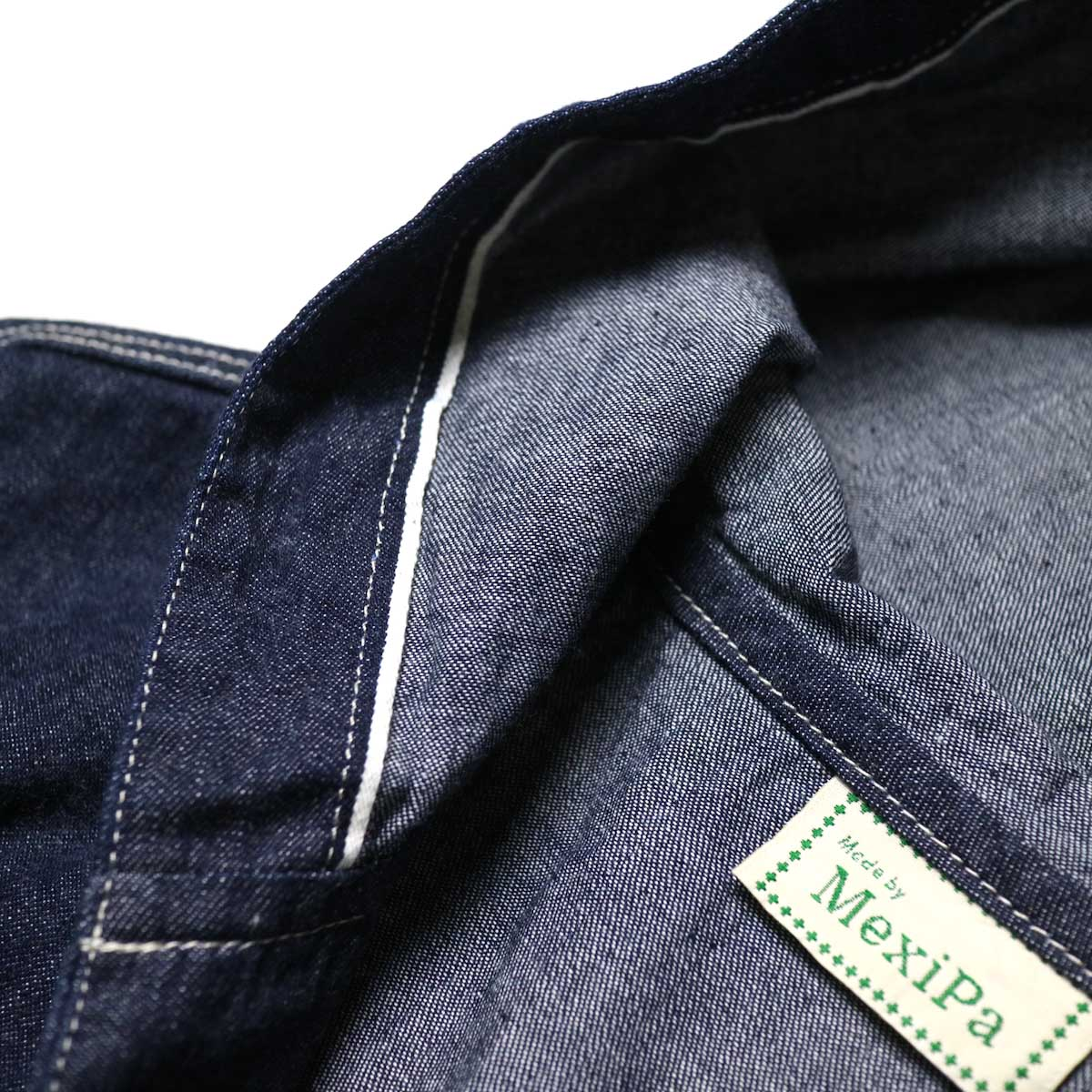 MexiPa / Selvage Denim Mexican Parker セルビッチ 2