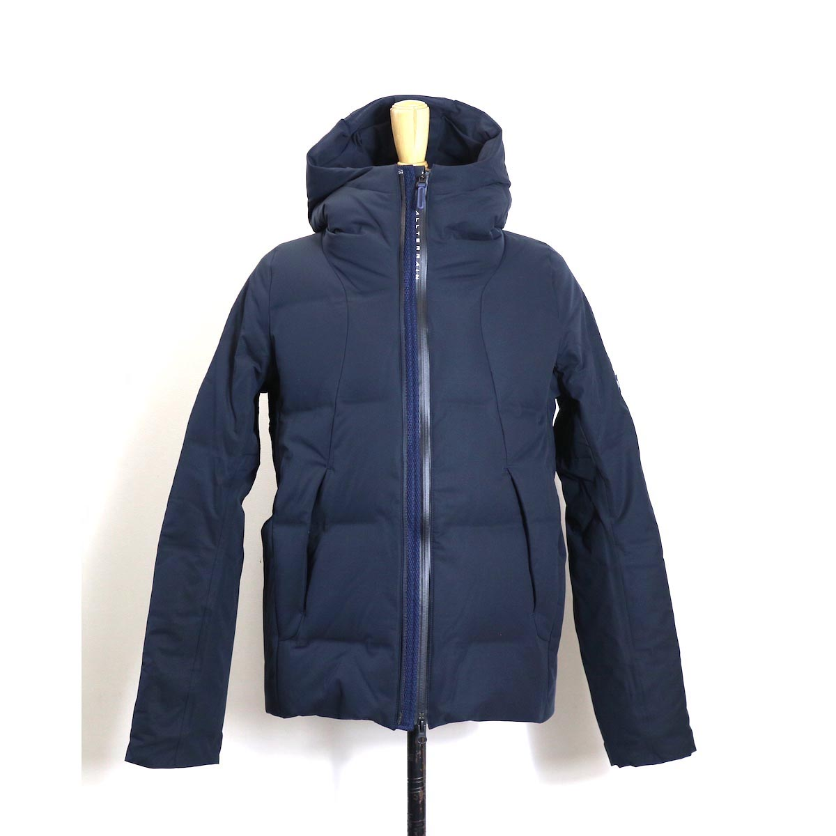 "DESCENTE ALLTERAIN / MIZUSAWA DOWN ""SHUTTLE"" -NAVY"