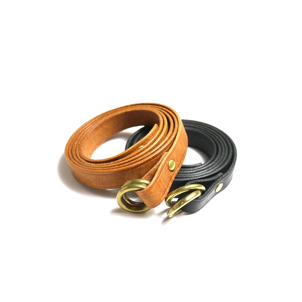 MASTER & Co. / 15mm W Ring Belt