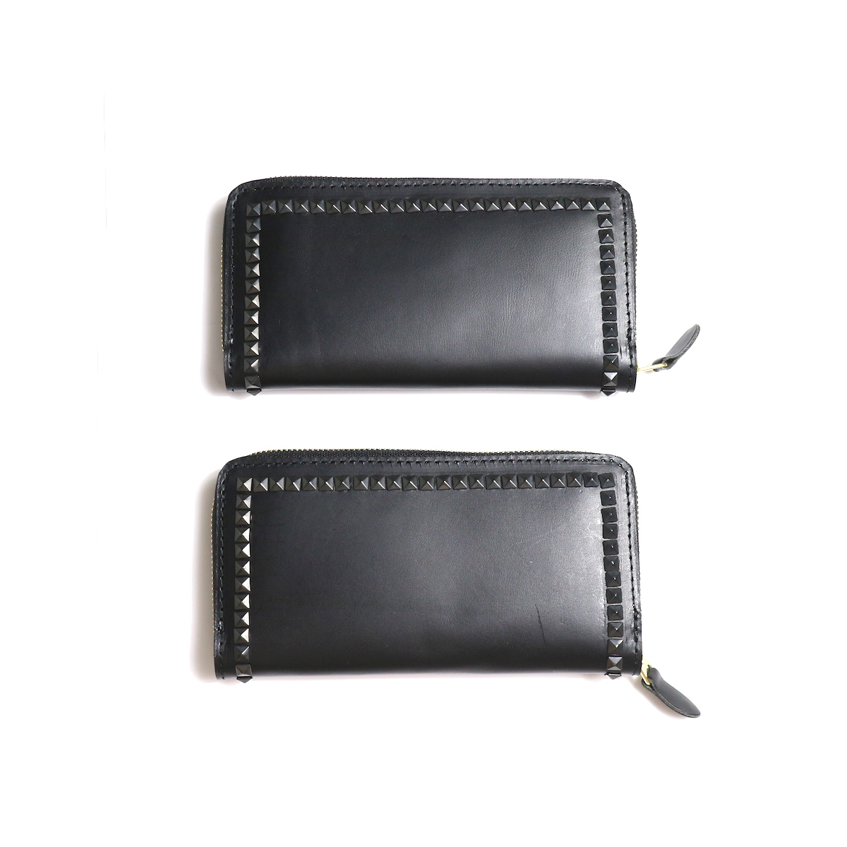 MASTER & Co. / LEATHER WALLET (GLITTER COLOUR)