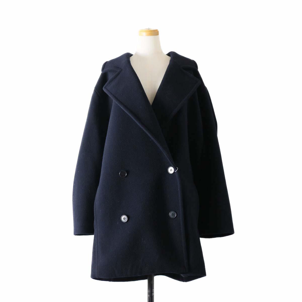 MY_  / Chester Coat -NAVY