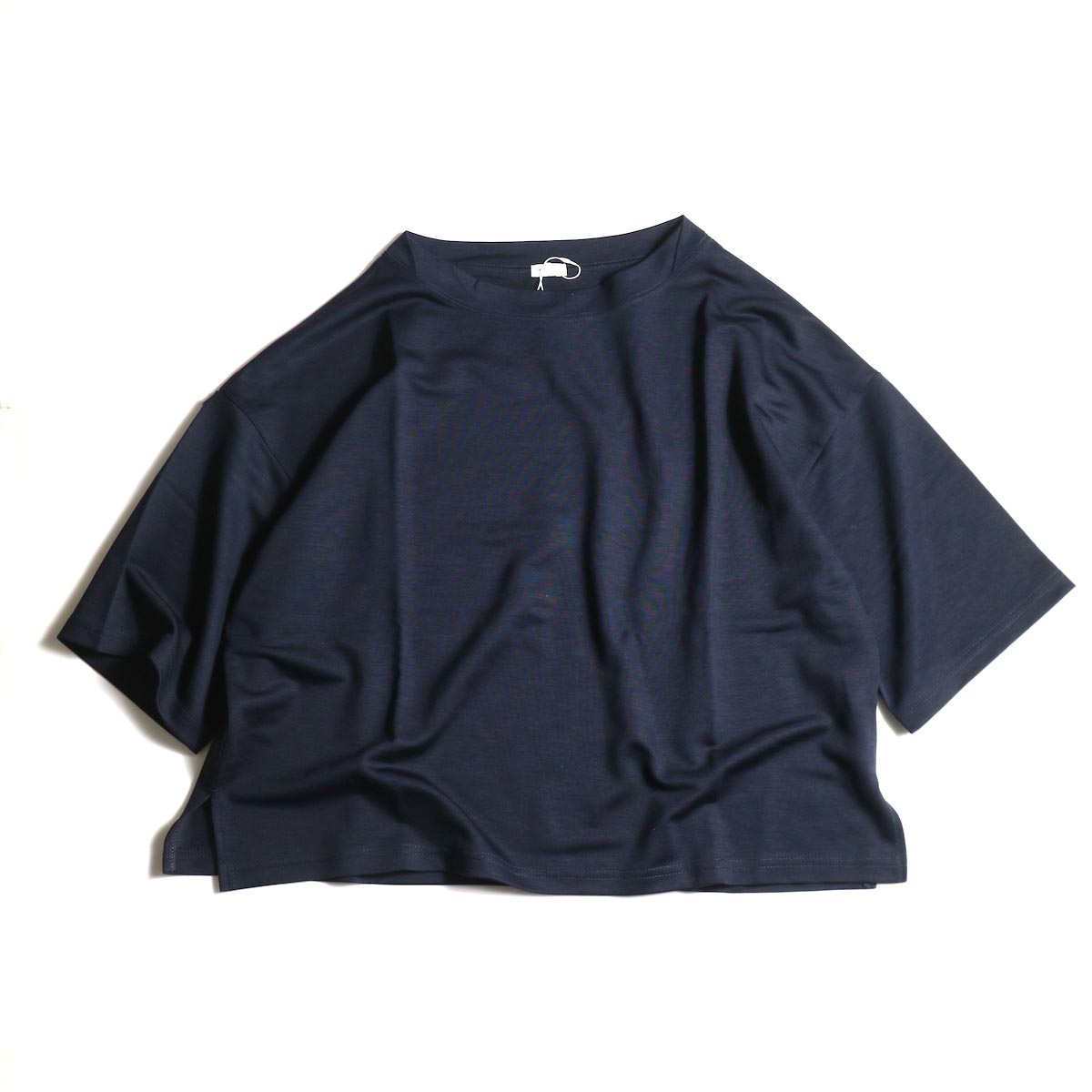 MY___ / WIDE CREW TEE (Navy)