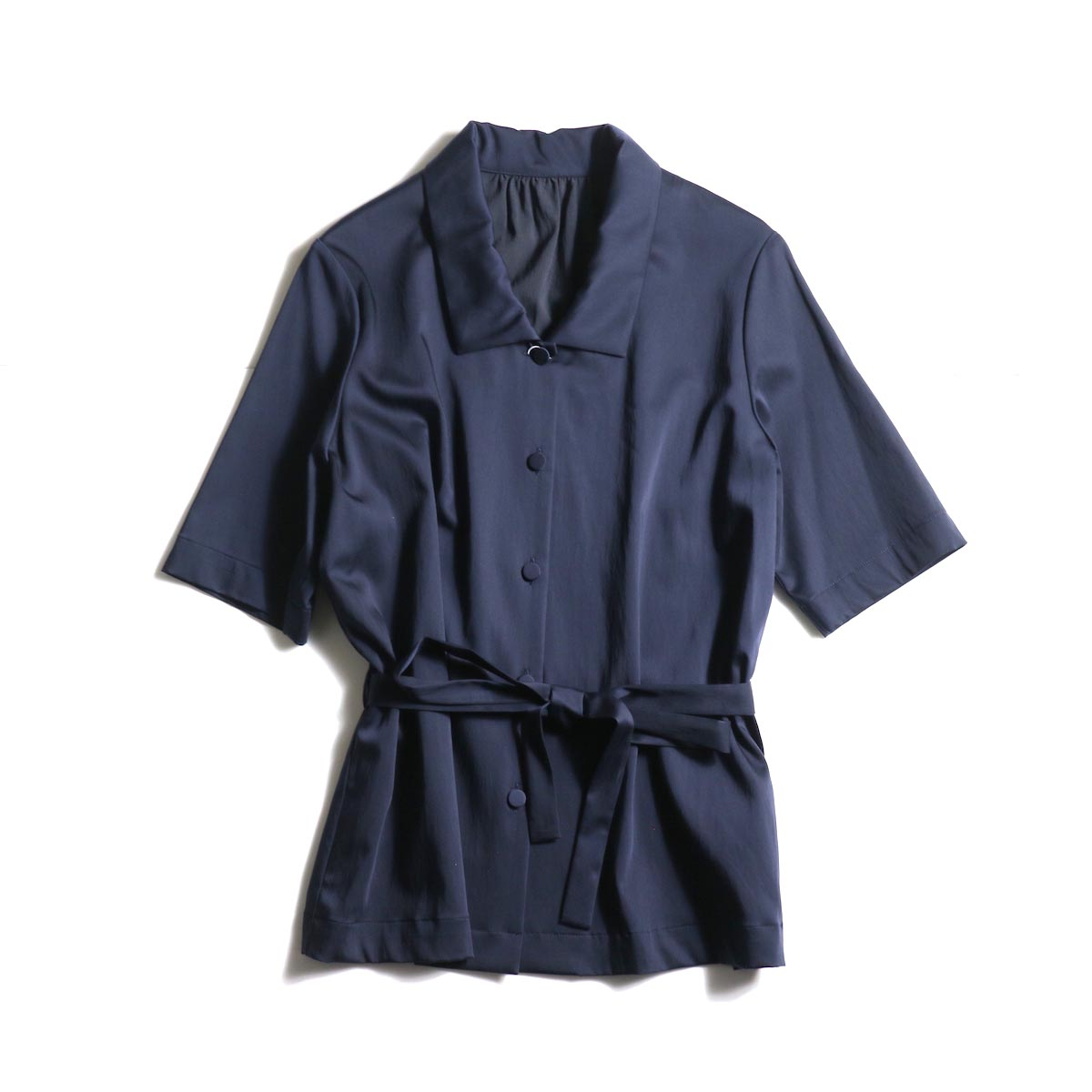 MY___ / LOOSE SHIRT (Navy)