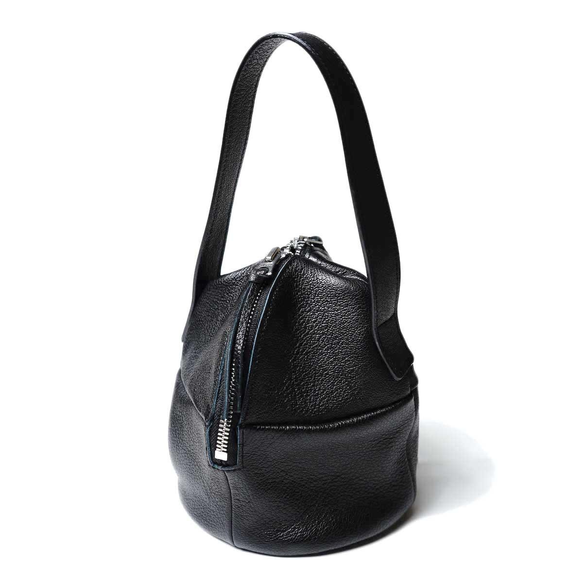 MYTHINKS / MY MINI DUFFLE BAG GOAT -Small- (Black)