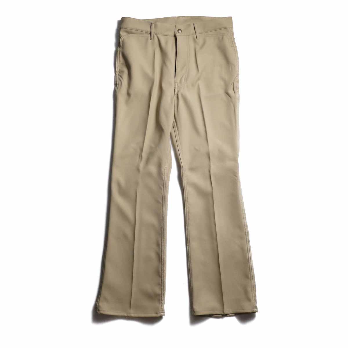 NEEDLES / Boot Cut Jean -Poly Twill (Beige)