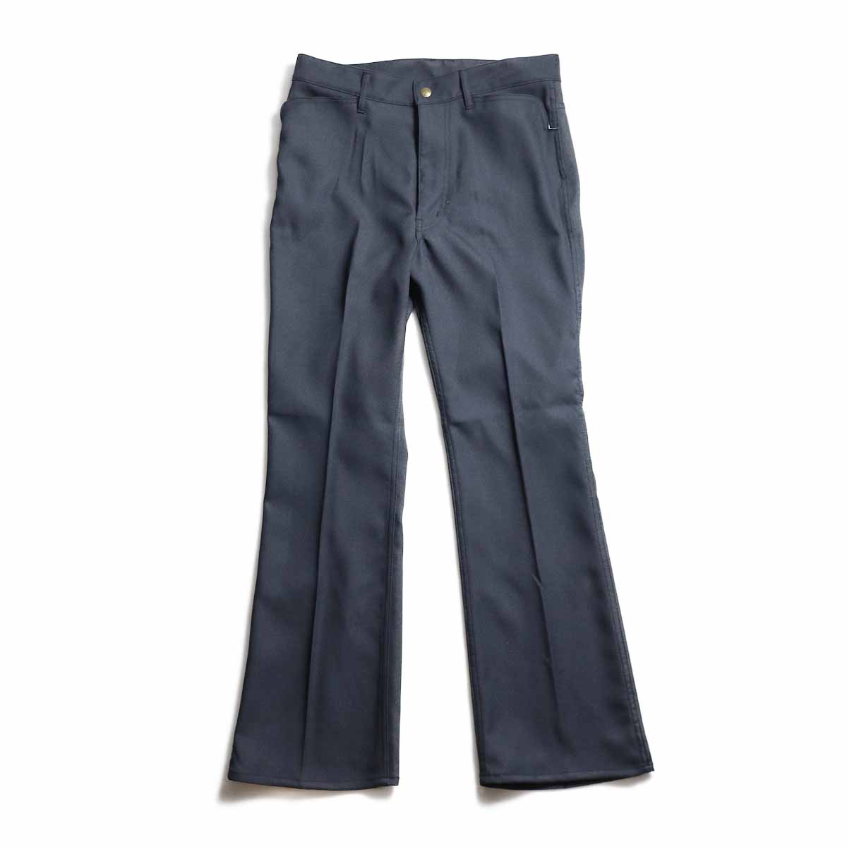 NEEDLES / Boot Cut Jean -Poly Twill (Charcoal)