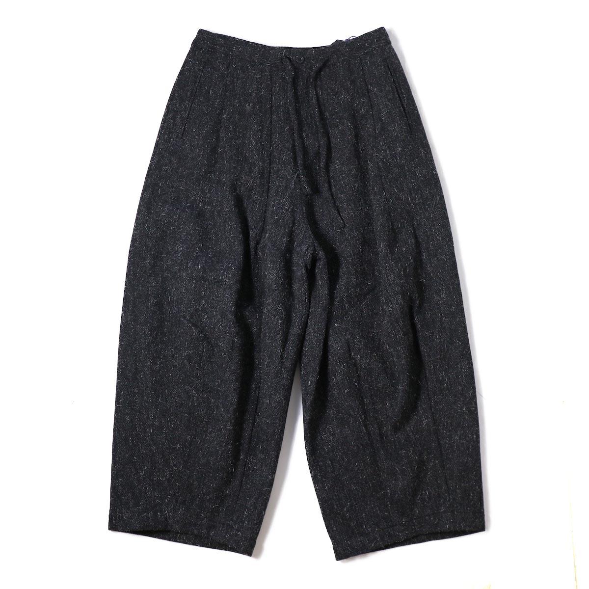 NEEDLES (WOMENS) / Darts Military Pant W/Pe/A/N Tweed -CHARCOAL