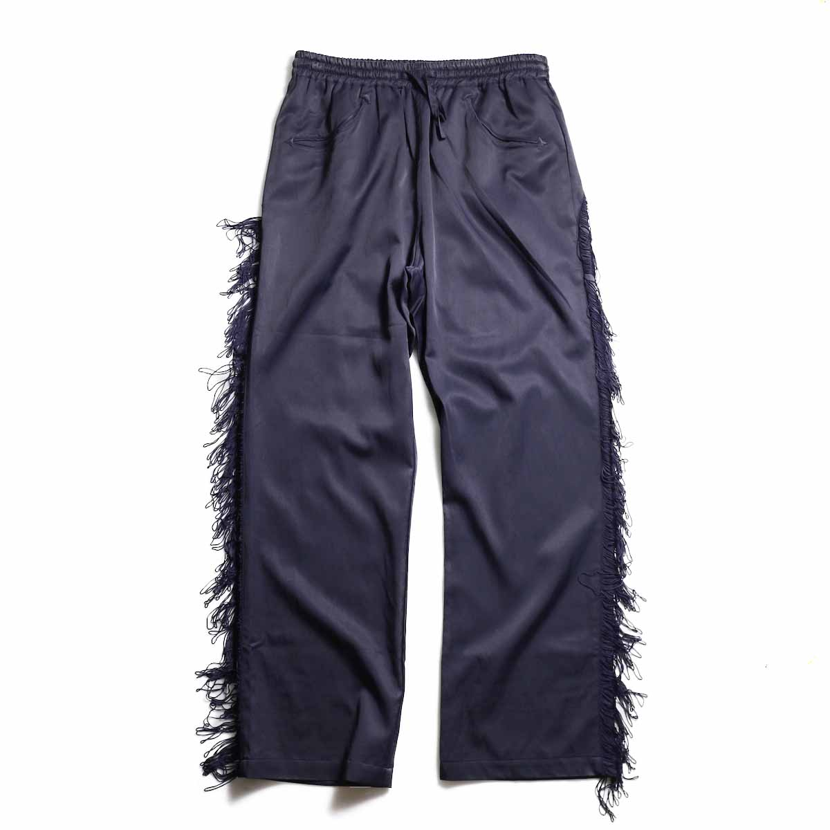 Needles / Fringe Cowboy Pant -R/C Twill Sateen (Purple)