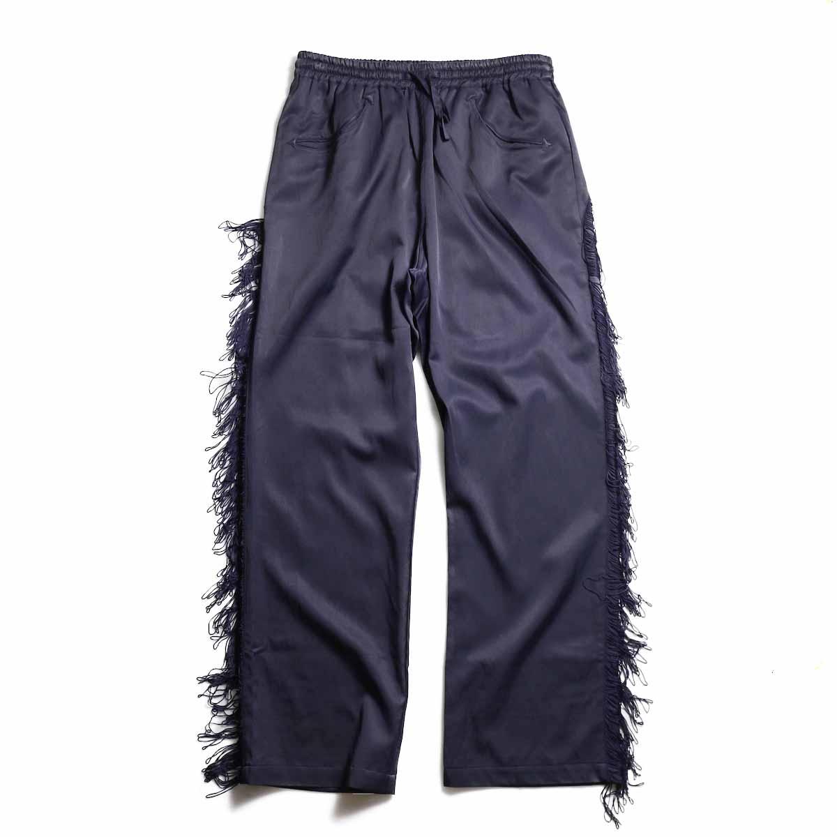 Needles / Fringe Cowboy Pant -R/C Twill Sateen (Purple)