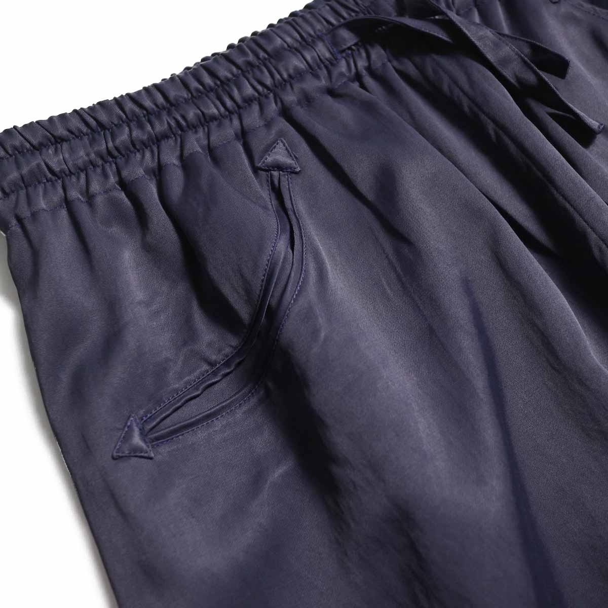 Needles / Fringe Cowboy Pant -R/C Twill Sateen (Purple) ポケット