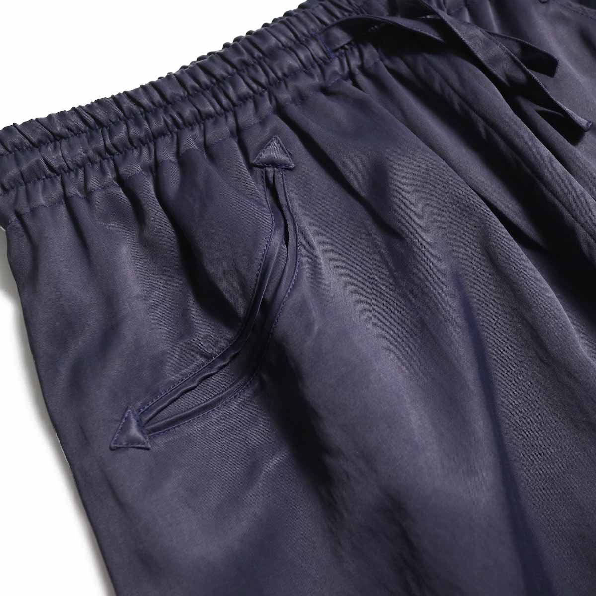 Needles / Fringe Cowboy Pant -R/C Twill Sateen (Purple) ポケット