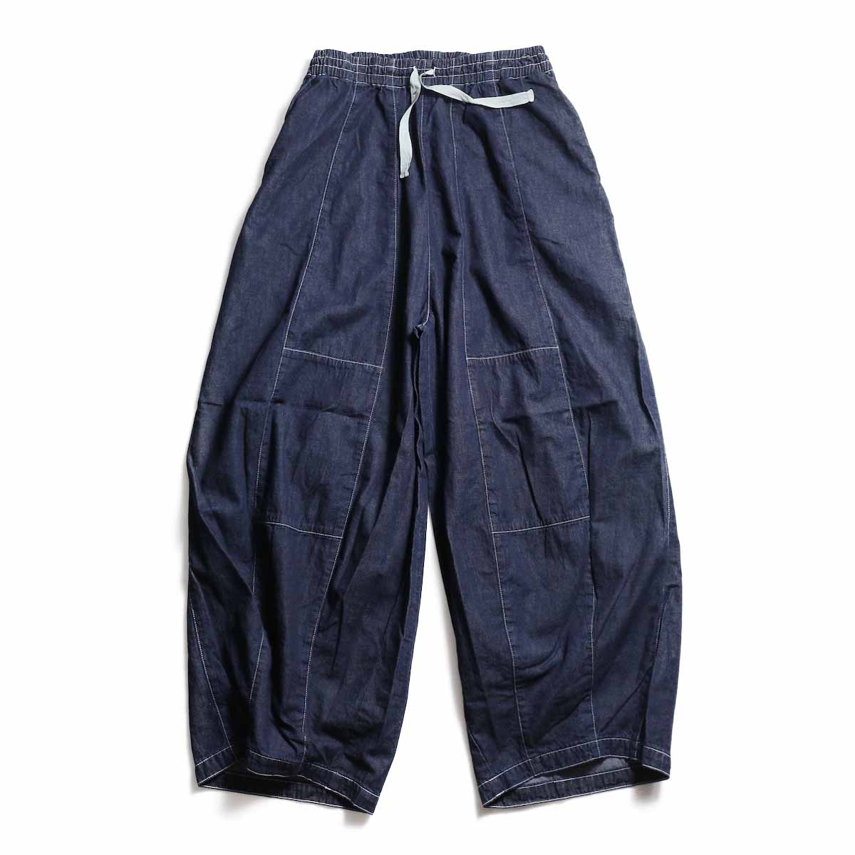 Needles / H.D. Pant -6oz Denim (Indigo)