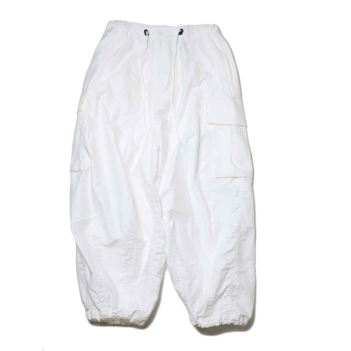 Needles / H.D. PANT-BOU (Off White) 正面