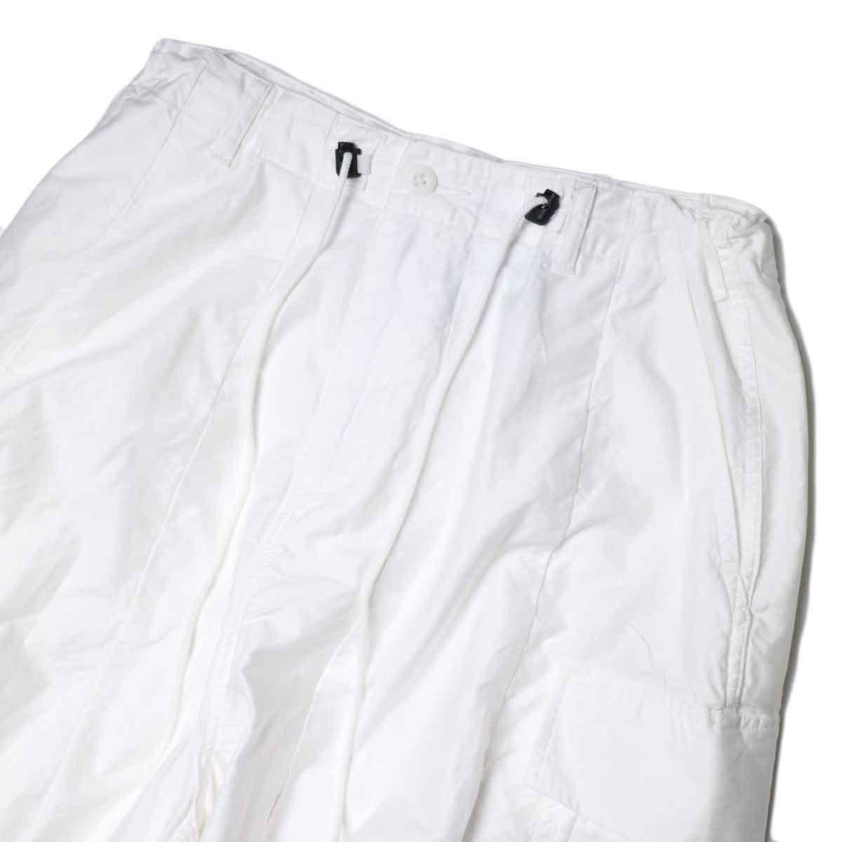 Needles / H.D. PANT-BOU (Off White) ウエスト