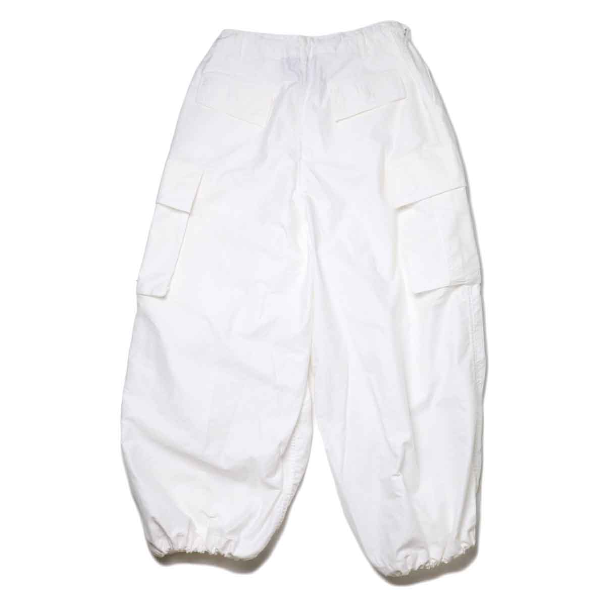 Needles / H.D. PANT-BOU (Off White) 背面
