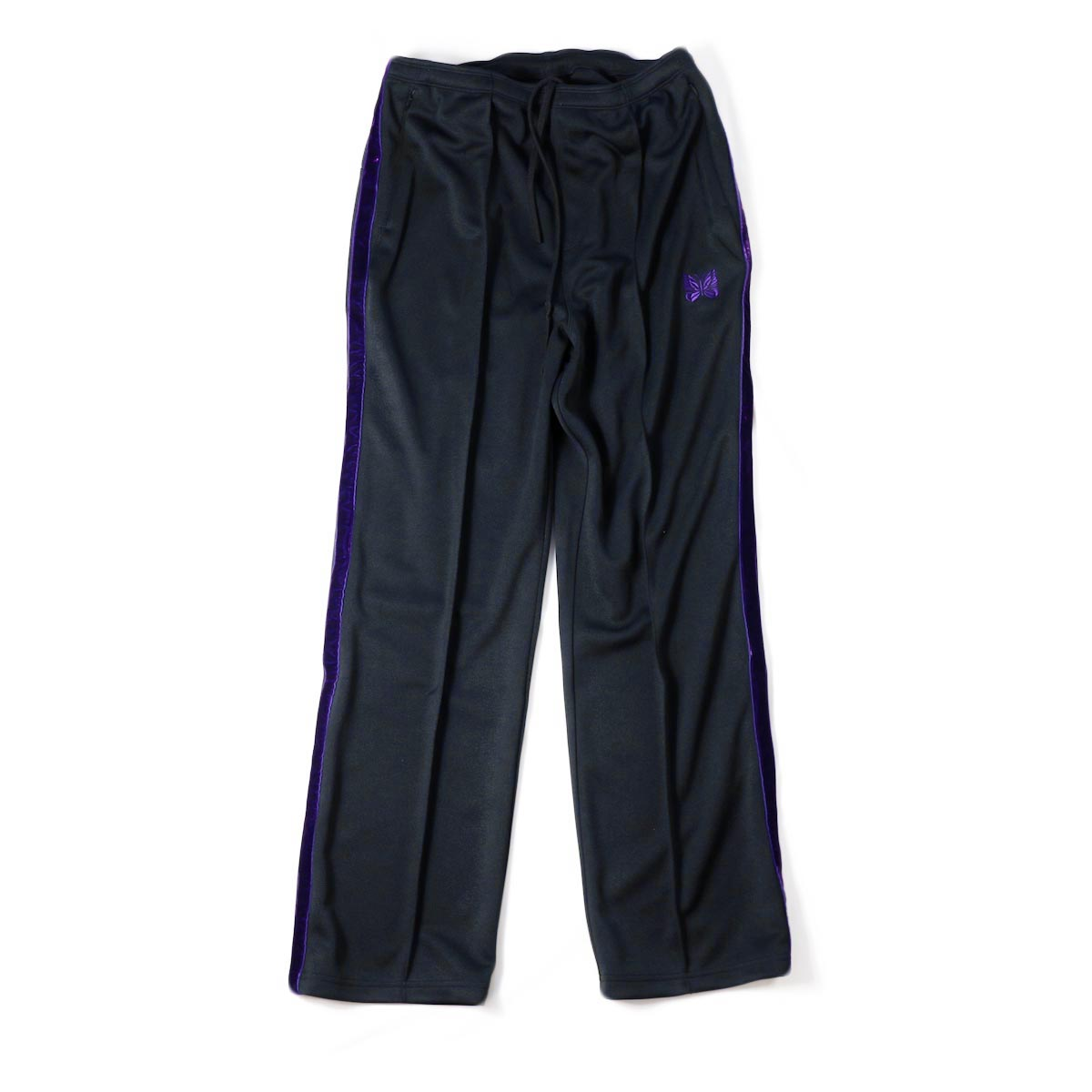 NEEDLES / Side Line Center Seam Pant -Poly Smooth