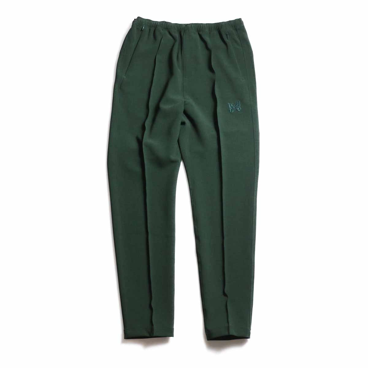 NEEDLES / Warm-Up Pant -Poly Double Cloth (Green)